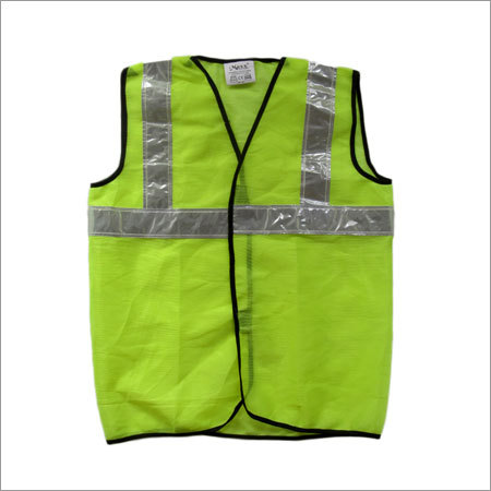 Colored Safety Jackets