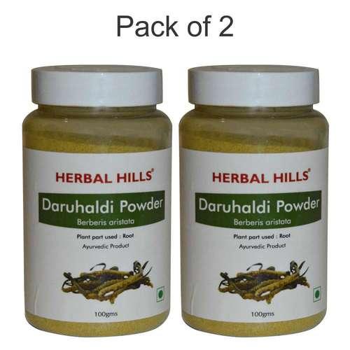 Daru Haldi Powder - 100 gms powder