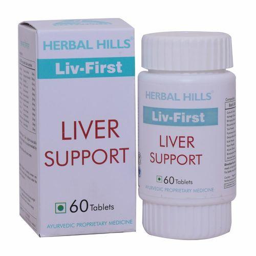 ayurvedic liver tonic - Liver care medicine - Livfirst 60 Tablets