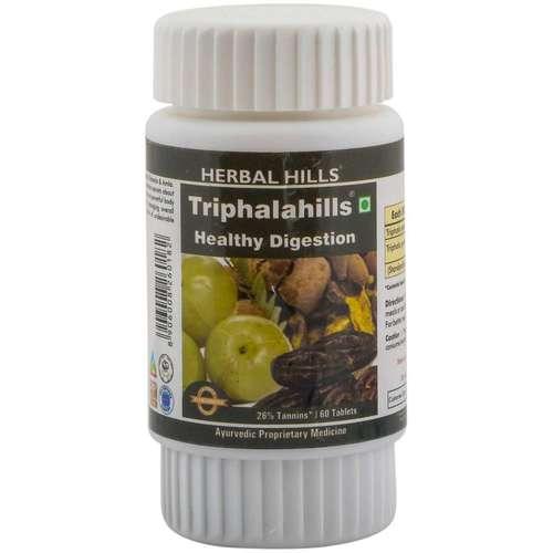 Triphala Capsule - Triphalahills 60 Tablets