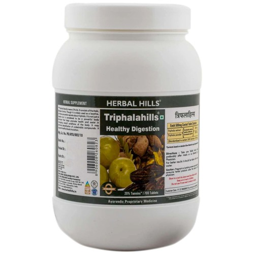 Ayurvedic Medicine for Digestion Problem - Triphala 700 Capsule