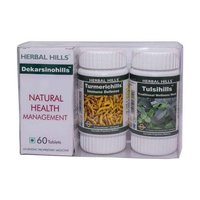 Ayurvedic Medicine for Healthy Cell Care - Dekarsenohills Kit