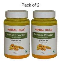 Ayurvedic Turmeic Powder 100gm for Healthy skin & Immunty Booster