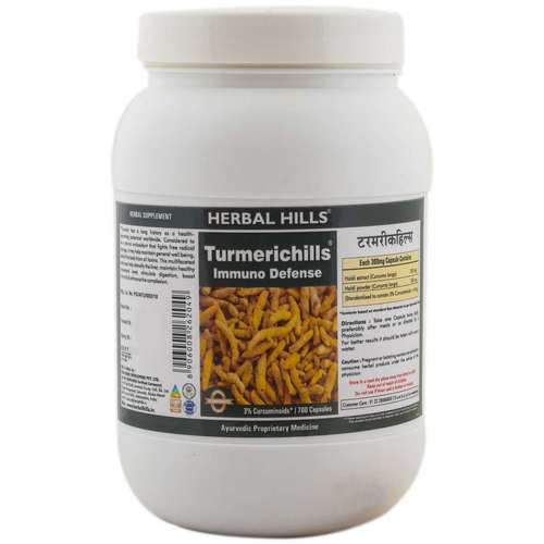 Ayurvedic medicine for Skin care Turmeric capsule