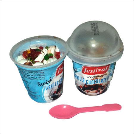 Vanila Chocolate Ice Cream