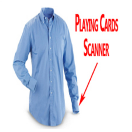 Shirt Cove Playing Card Scanner