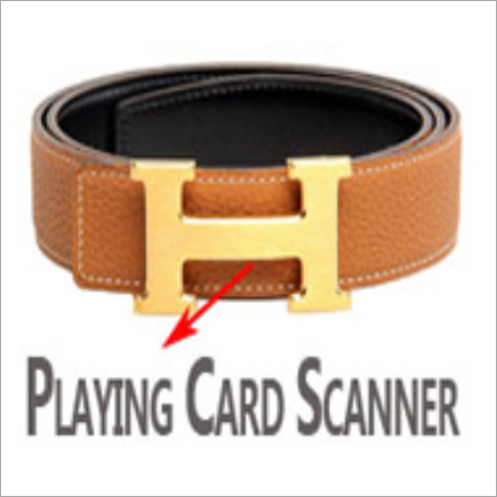 Spy Playing Cards Reader Device