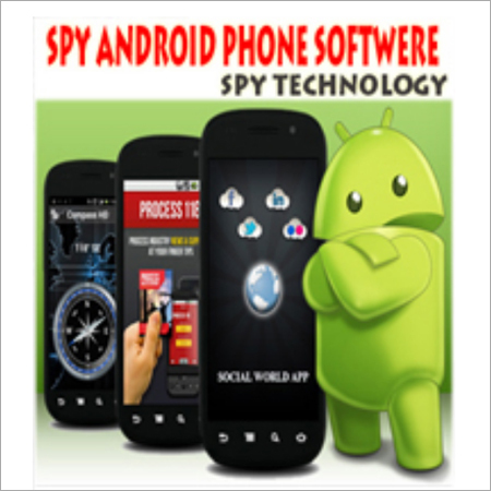Spy Secret Android Mobile Software