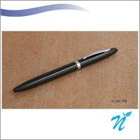 Metal look pen
