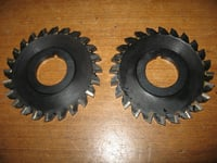 Carbide Tipped Side & Face Cutter
