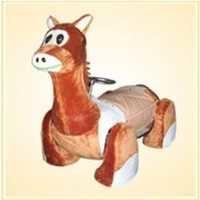 Horse Plush Ride
