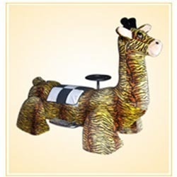 Giraffe Animal Ride