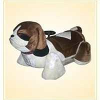 Boxer Dog Animal Ride
