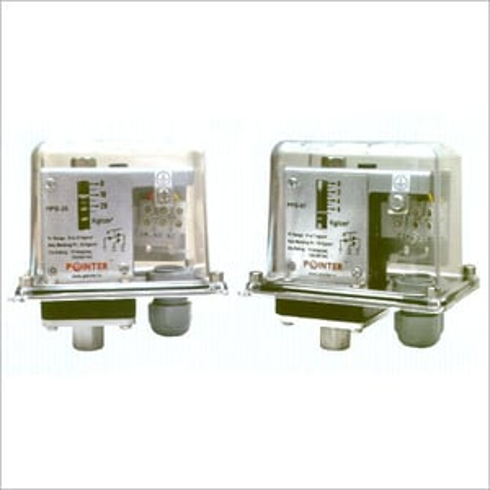 Weatherproof Pressure Switches