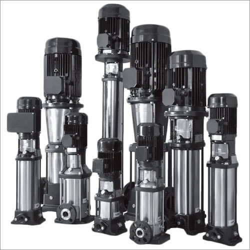 Vertical Multi Stage Pumps