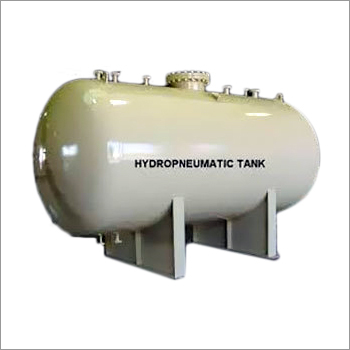 Hydro Pneumatic Tanks