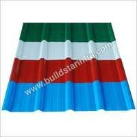 Multi Colors Roofing Sheet