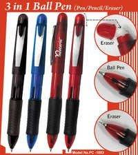 3 in 1 Ball Pen