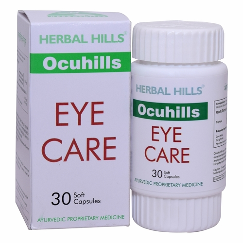 Ocuhills 60 Tablets for Eye Care Tablets
