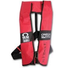 Inflatable Lifejackets Omega 275N, CE ISO 12402-2