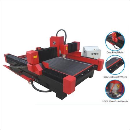 CNC Stone Machine