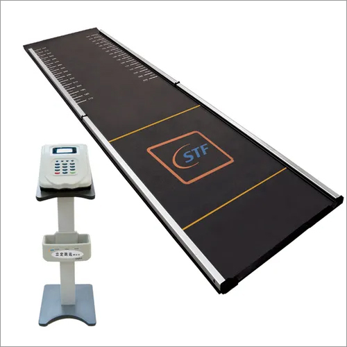 long jump tester machine