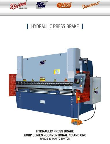 Press Brake (Front Cylinder)