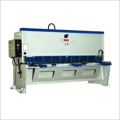 Fixed Rank Angle Shearing Machine