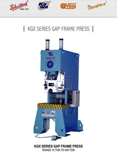 KGX Series Power Press