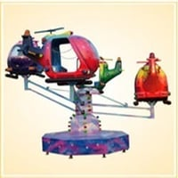 Kids Helicopter Ride