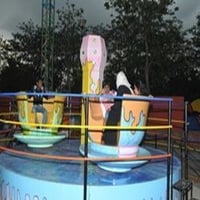 Cup Saucer Ride