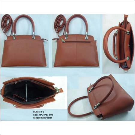 Leather Classic Ladies Bag
