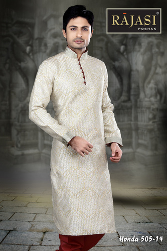 Designer Mens Kurta Pajama