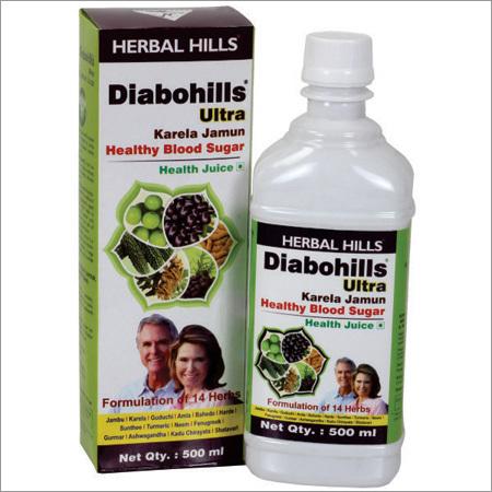 Diabohills Ultra Juice - Diabetes Management