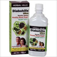 Diabohills Ultra Juice - Diabetes Management