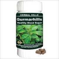 Gurmarhills 60 Capsules - Healthy Blood Sugar