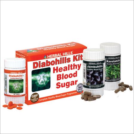 Diabohills kit - Healthy Blood Sugar Kit