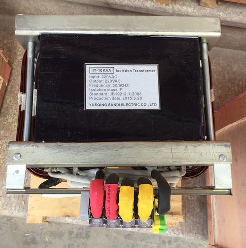 10KW single phase isolation transformer
