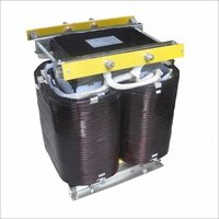 Step-up Transformer with single phase and three phase