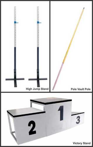 Pole vault pole/High Jump Stand/ Victory Stand