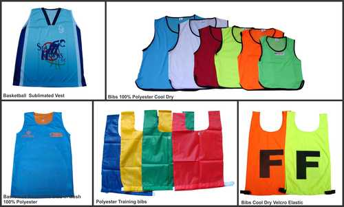 Sports Bibs/ Pinnies/ Vests