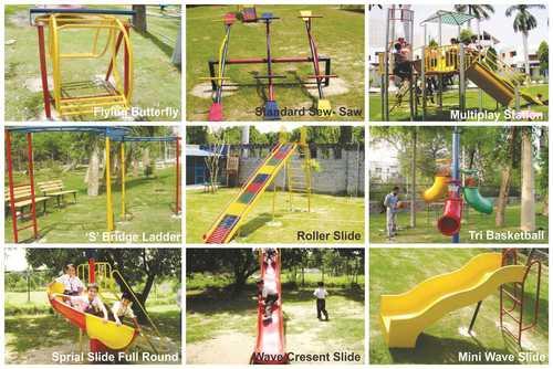 Amusement Park Slides