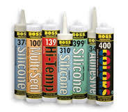 Industrial Silicone Sealants