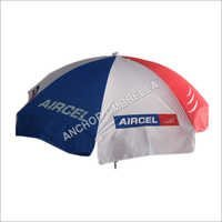 Corporate advertisement  umbrella of  AIRCEL