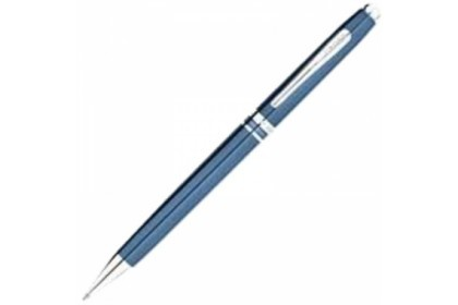 Advantage Steel Blue Ball Pen