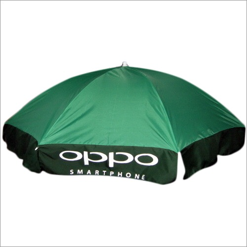 Corporate advertisement umbrella of oppo umb