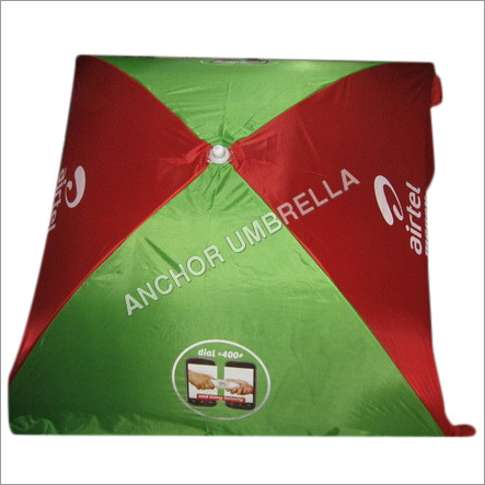 Hand Held Advertising Umbrella