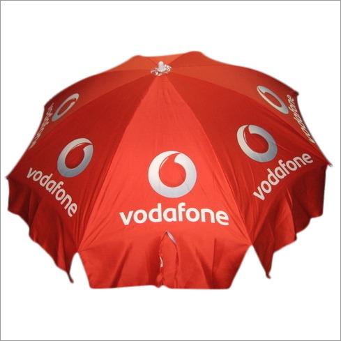 Corporate  umbrella vodafone-logo only