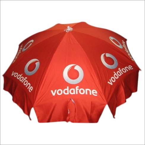 Corporate  umbrella vodafone-logo only