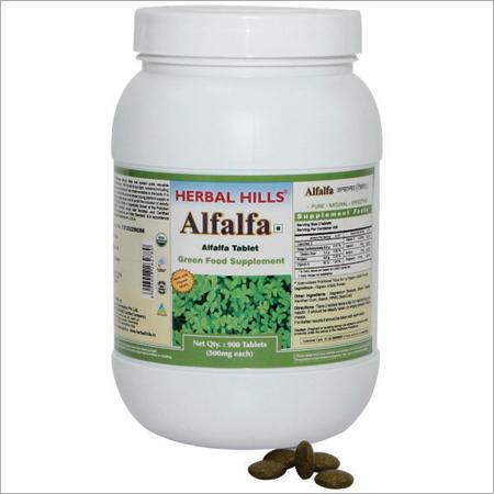 Alfalfa - Value Pack 900 Tablets